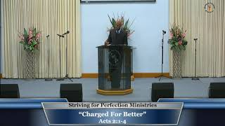 "23 Feb 2020, ""Charged For Better"", Min  Robert Daniels"