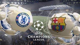 Prediksi Liga Champions Chelsea vs Barcelona 21 Februari 2018, Prediksi Skor Para netizen?