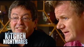 Fish and Chips Solves Problems - Ramsay's Kitchen Nightmares