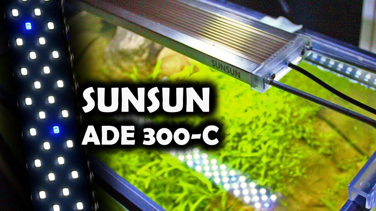 Plafoniere No Led : Sunsun ade c plafoniera led light youtube