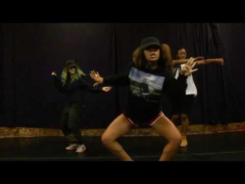 CRZY - Kehlani | Choreo by @jl.bunny #CRZYStrong