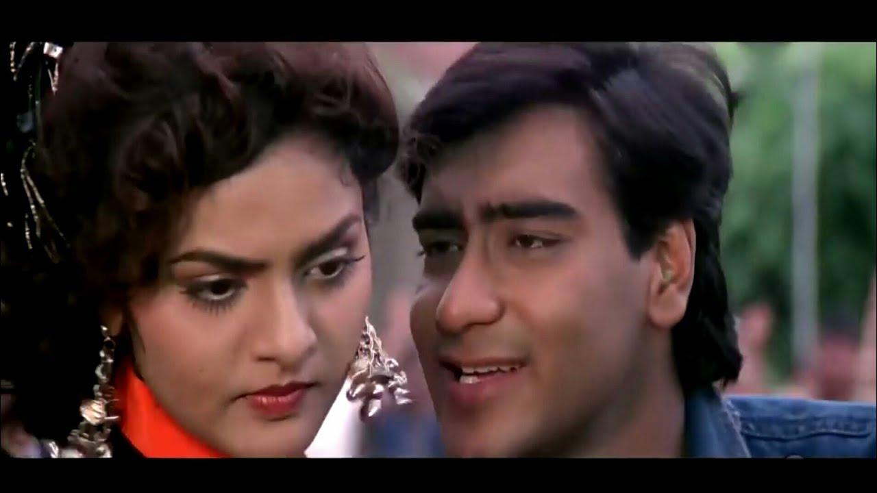 Download Jise Dekh Mera Dil Dhadka - Phool Aur Kaante (1991) Full Video Song *HD*