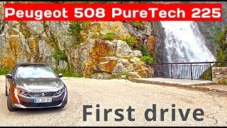 2019 Peugeot 508 PureTech 225, first drive