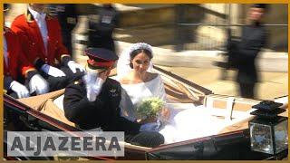 🇬🇧👑 Royal wedding: Prince Harry and Meghan Markle are married | Al Jazeera English