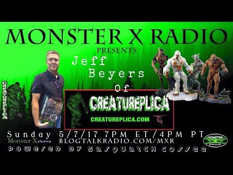 Making Monsters with Monster X Radio