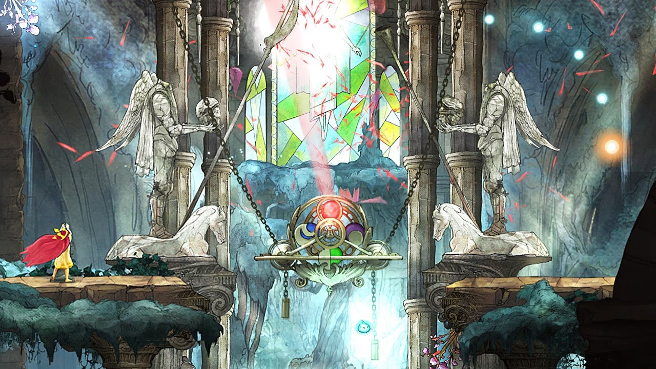 Child of Light Review - YouTube