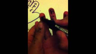 DAFT HAND TUTORIAL!!!! (PART 1)