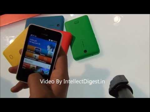 Nokia Asha 501 Review, Hands On, Features, Colour Options And Specifications