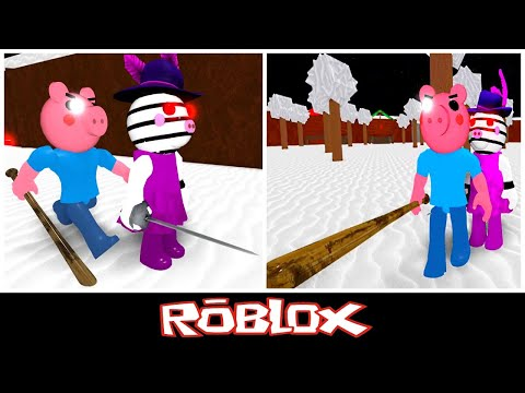 egypt wip roblox Piggy Extreme Snow Map By Rocktrexrock Roblox Youtube