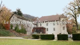 Salon du Livre du Grand Genève - 1ère édition - 06/11/16