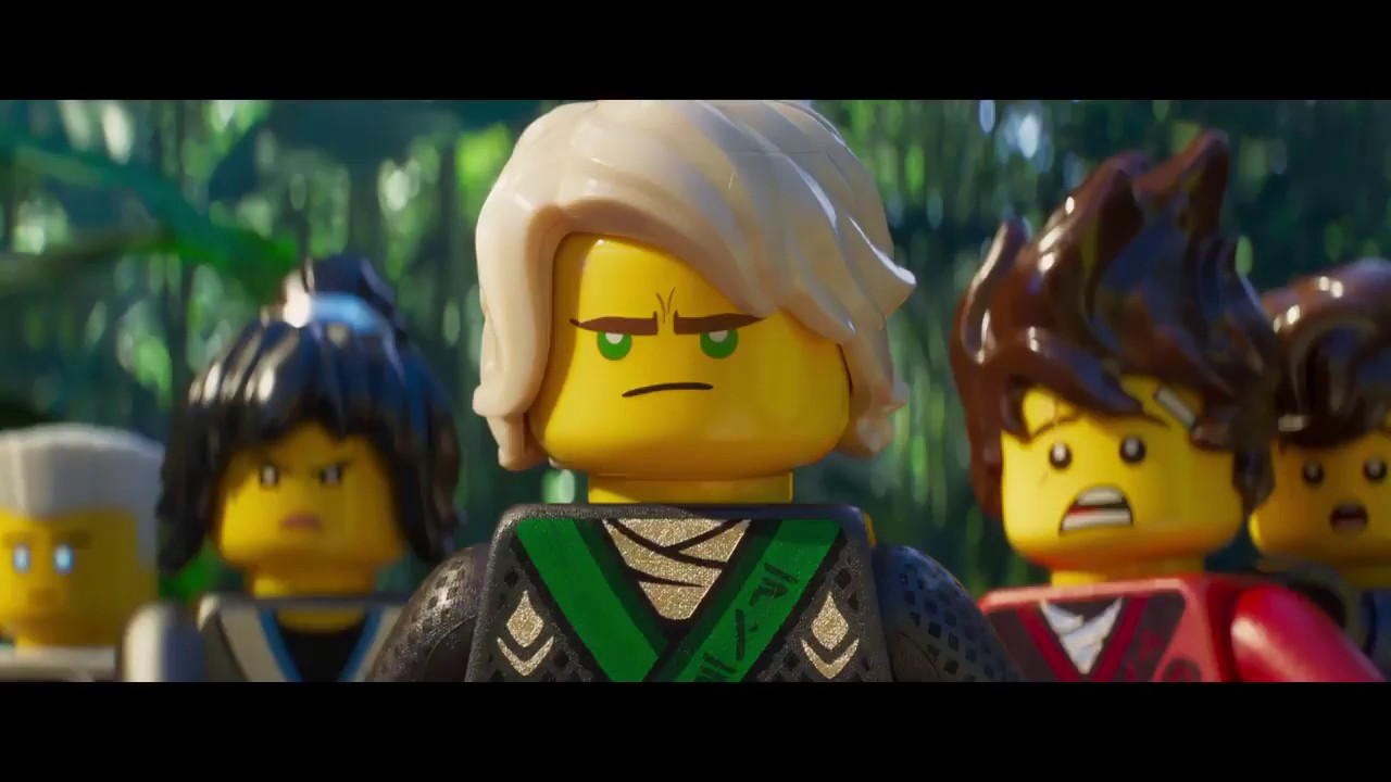 The Lego Ninjago Movie Trailer Hd