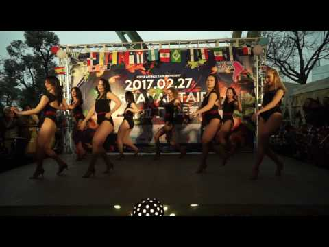 "Karel Flores Taipei ""Rock Steady"" by Bailalo Studio@Carnaval Taipei 台北拉丁嘉年華"