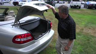 Portland Volvo (Ralph D'Angelo) 2003 Volvo C70 Soft To Covertible Stock # 11018A
