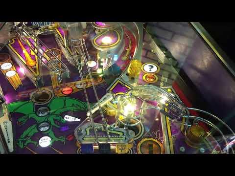 Gladiator Pinball Machine Review and Gameplay - 8.6 - Gottlieb Pinball