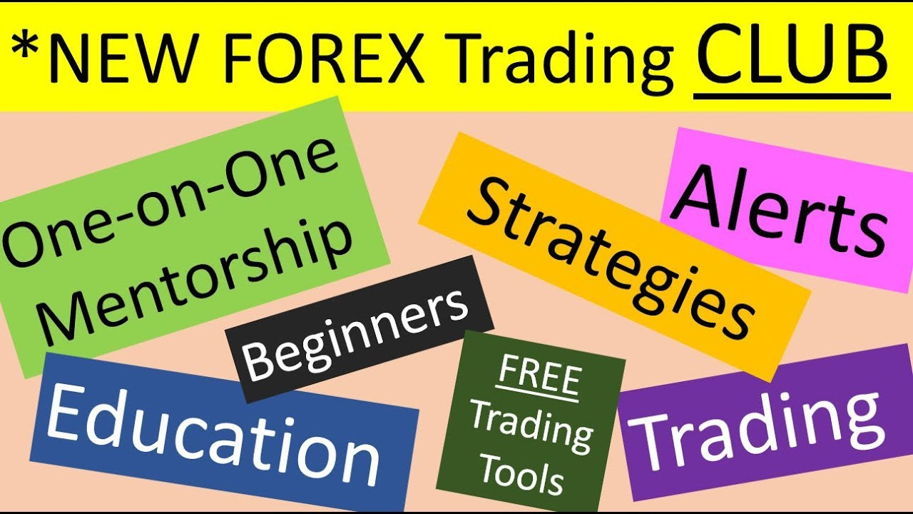New Forex Trading Alert And Mentorship Club An All In 1 Package For Serious Traders