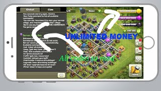 How to download Clash of clans private server unlimited coins and gems with codes