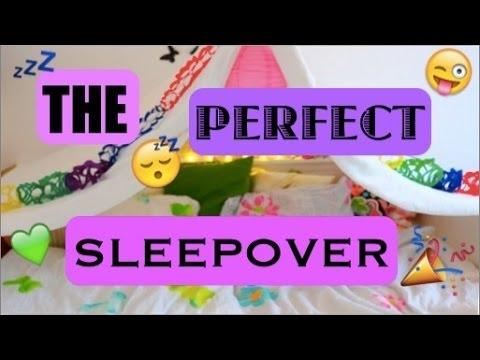 die-perfekte-Übernachtungsparty-/-mÄdelsabend⎟miss-creatrix