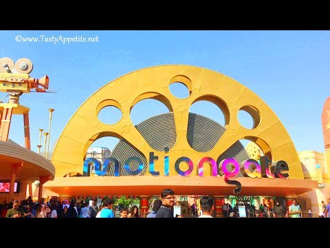 Motiongate Dubai 2019 | Dubai Parks and Resorts