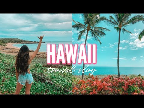 HAWAII TRAVEL VLOG