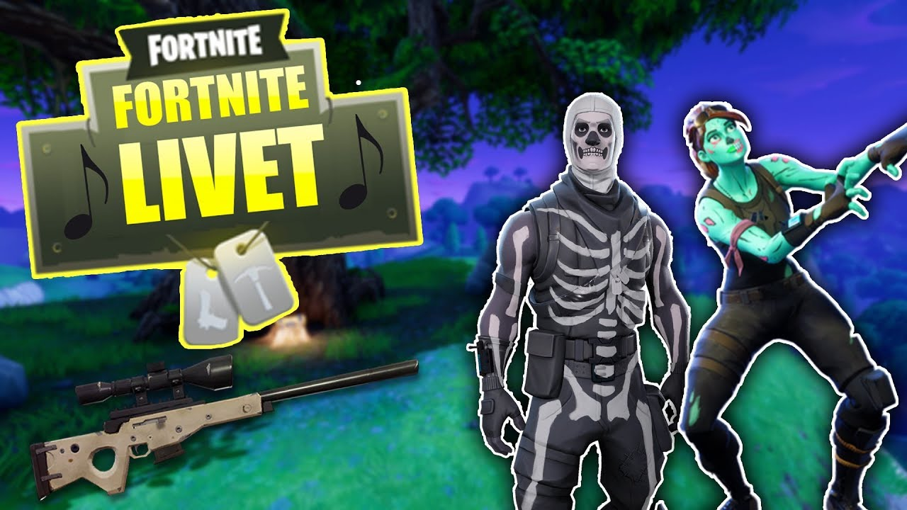 ♪ Fortnite Sang ♪ Knowix feat. Kenniw0w - Fortnite Livet