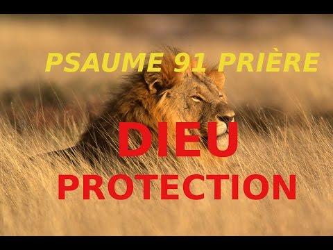 PROTECTION DE DIEU PSAUME 91