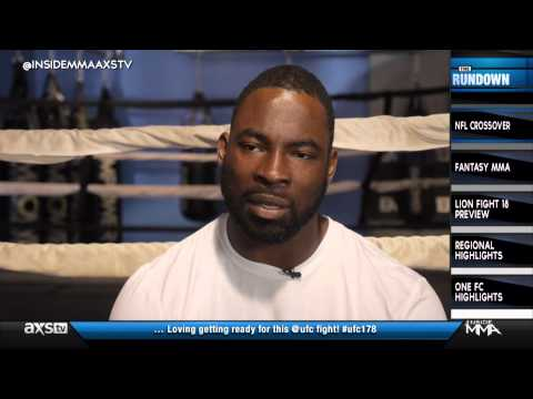 "Marshawn Lynch and Justin Tuck Talk MMA Training on ""Inside MMA"""