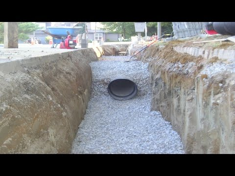 Berkeley drainage contractor rescue your flooding problem