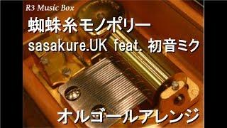 蜘蛛糸モノポリー/sasakure.UK feat. 初音ミク【オルゴール】