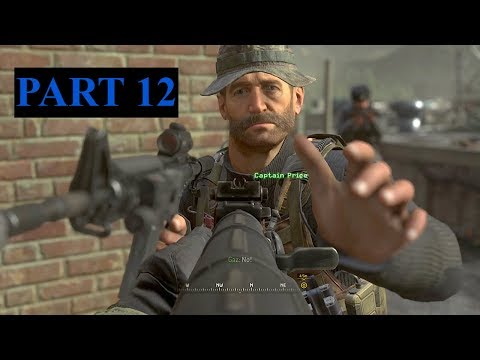 "Thumbnail: Call Of Duty 4 Remastered ""The Sins Of The Father"" Walkthrough Part 12 (Veteran/Commentary)"