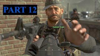 """Call Of Duty 4 Remastered """"The Sins Of The Father"""" Walkthrough Part 12 (Veteran/Commentary)"""