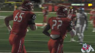 Fresno State Football: 11/24/18 Highlights vs San Jose State