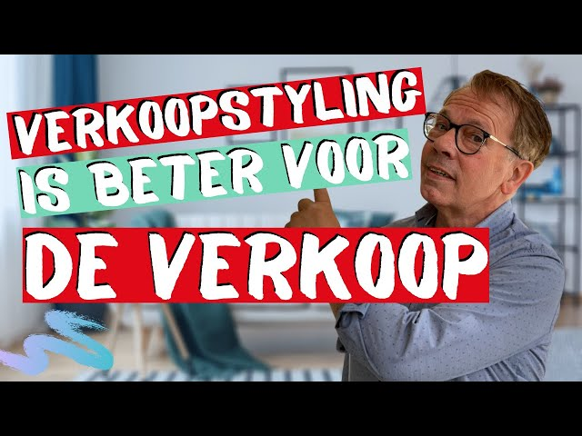 Verkoopstyling tips