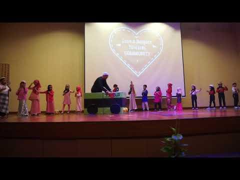 Zulfa Sembawang K2A Graduation 2017 Performance