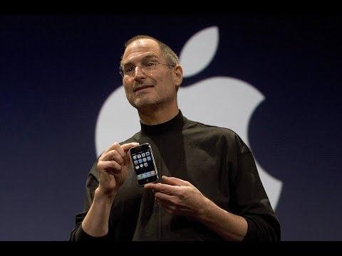Презентация первого IPhone на русском языке в HD. Когда мир изменился навсегда.