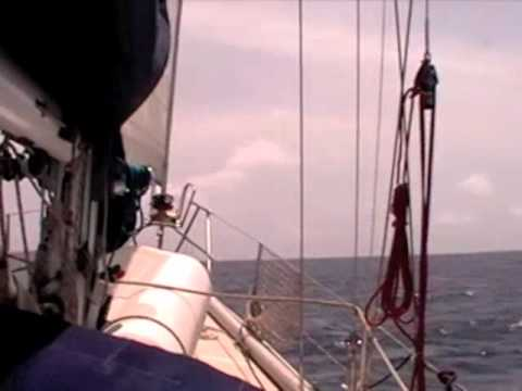 Sailing Caribbean