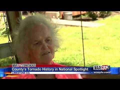 Limestone County's tornado history in national spotlight