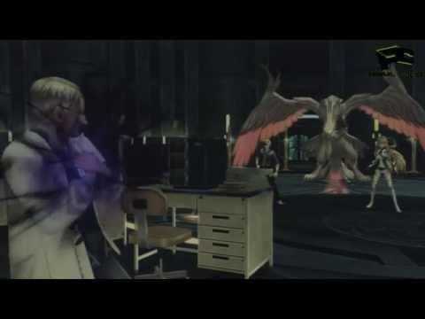 Tales Of Xillia 2 - Aska (Fractured) Optional Boss Battle