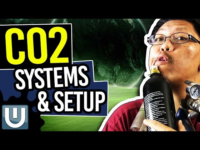 Co2 Systems and Setup - The Ultimate Aquarium Co2 Guide - Part 2