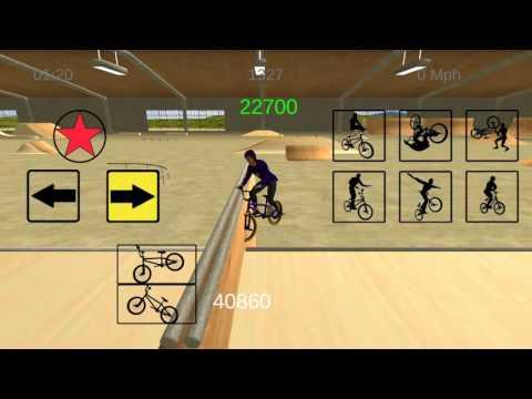 Bmx freestyle extreme 3d glitch
