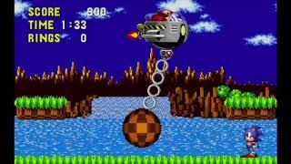 Sonic 1 Boss Remix (Sonic The Hedgehog Beat)  TreyLouD