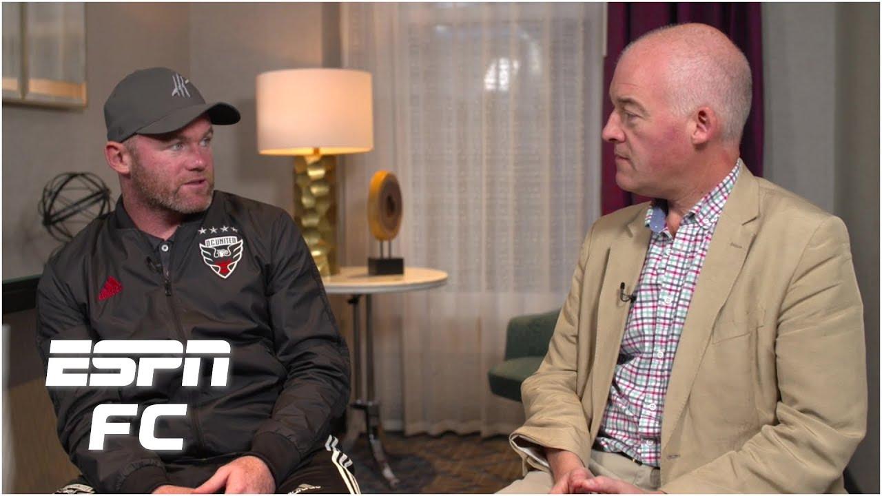 Wayne Rooney thinks MLS players are underpaid | MLS on ESPN