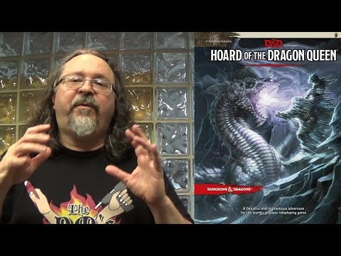Hoard of the Dragon Queen Review/Suggestions/Recount by DM Scotty Part1