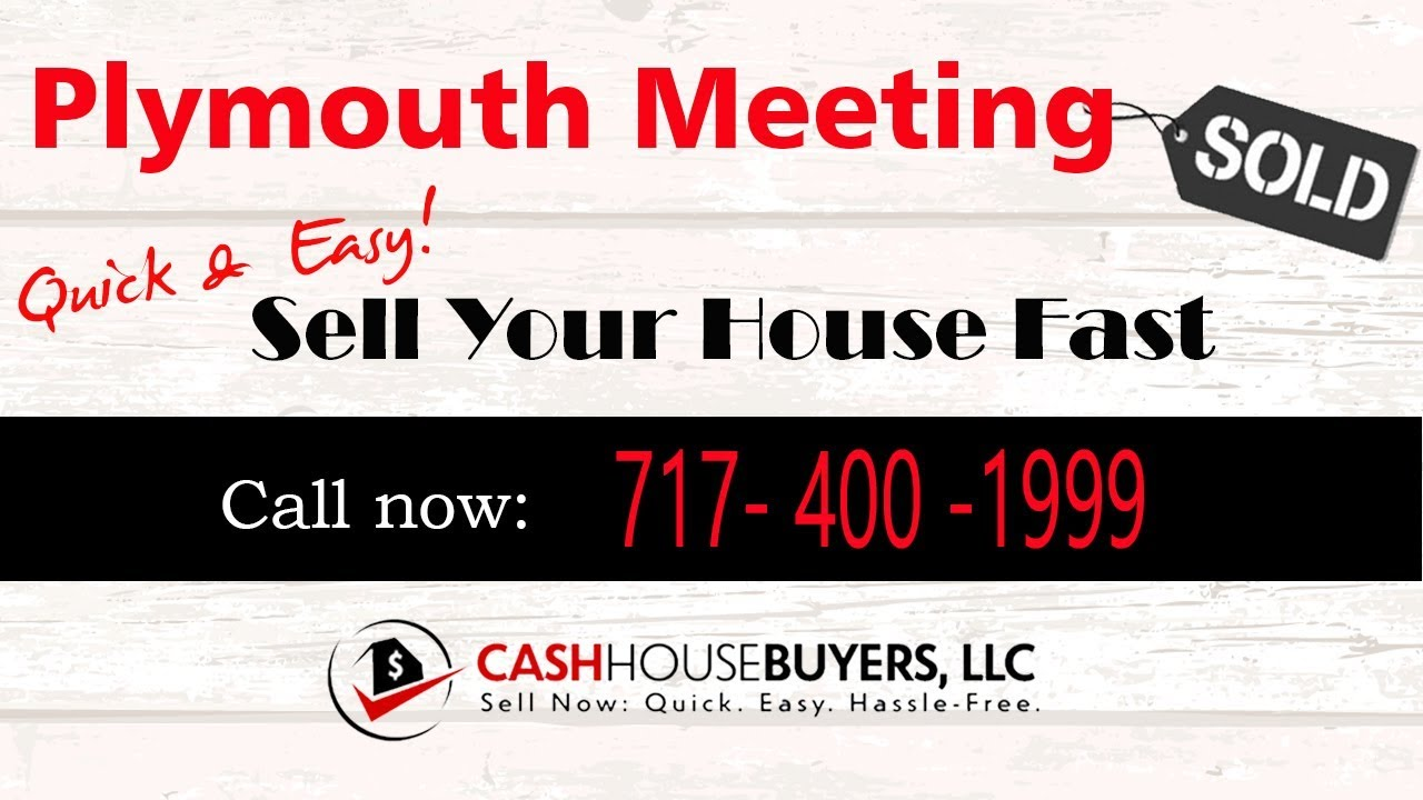 HOW IT WORKS We Buy Houses Plymouth Meeting PA   CALL 7174001999   Sell Your House Fast Plymouth Mee