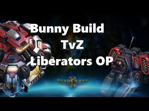 Bunny build TvZ - Or how I got liberators nerfed