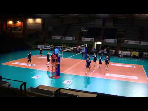 Match Volley Ball Stade Poitevin  Angoulême   pré nationale aller 06 02 16