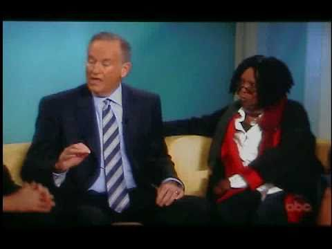 Bill O'Reilly On '' The View ( 10/14/2010 ) ( part 1 ) ( Whoopi & Joy Walk Off )