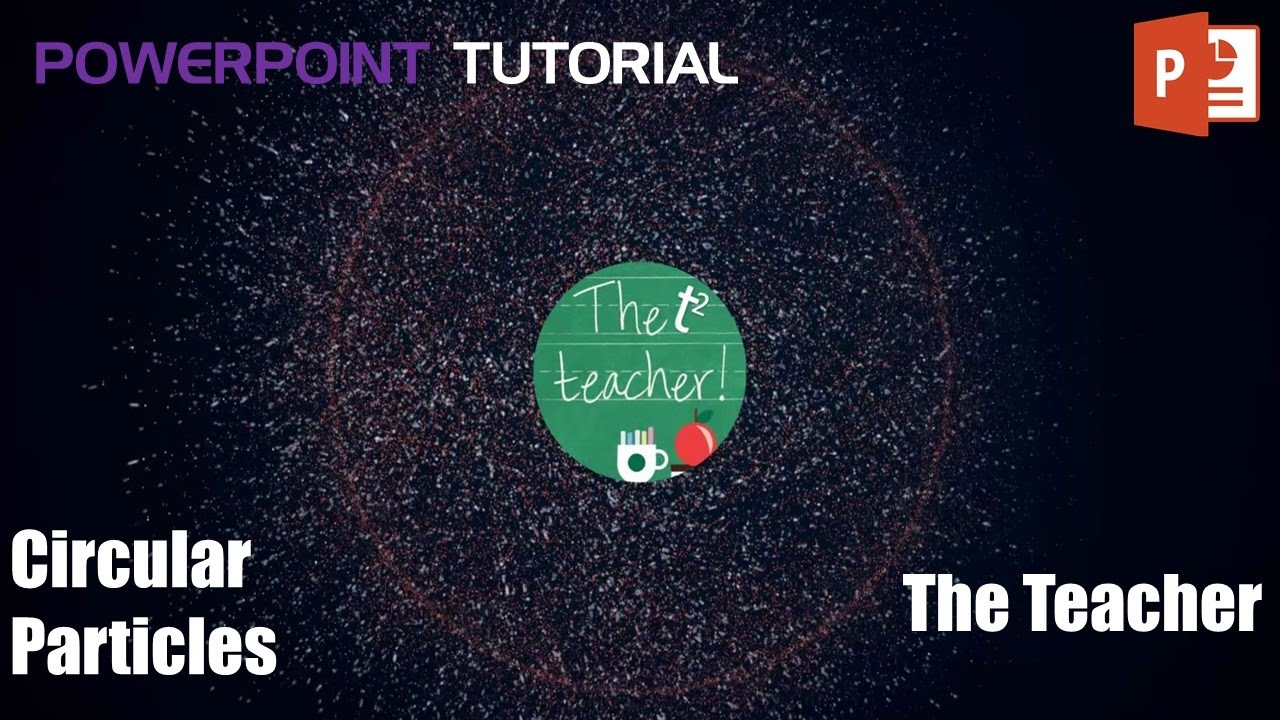 Circular particles reveal logo for youtube intro powerpoint 2016 circular particles reveal logo for youtube intro powerpoint 2016 tutorial toneelgroepblik Image collections