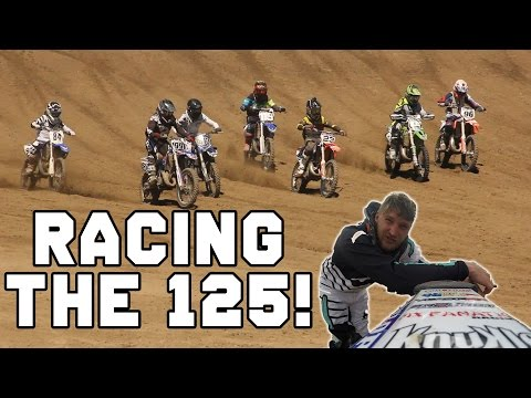 RACING THE 125! | Race Day With DeeO #101