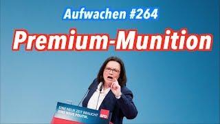 Aufwachen #264: Mordor vs. Auenland bei der SPD & Deutschland vs. Frankreich