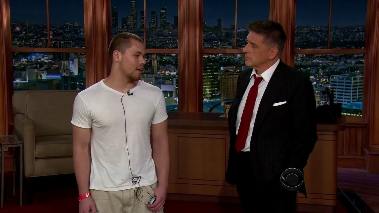 Late Late Show with Craig Ferguson 7/31/2014 Jesse Tyler Ferguson, Jon Gnarr